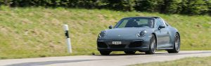 Essai – Porsche 911 (991 phase 2) Targa 4S : Le prestige sans l'ostentation