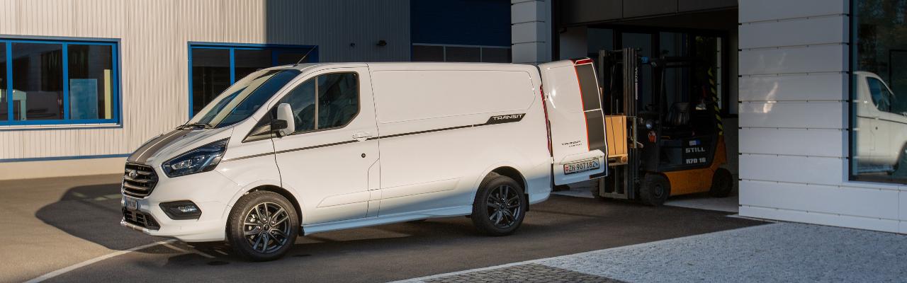 Essai – Ford Transit Custom Sport : Beau comme un camion
