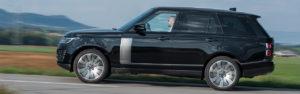 Essai – Range Rover V8 5.0 S/C : Le règne perdure…