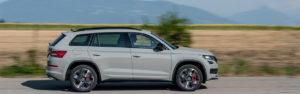 Essai – Skoda Kodiaq RS : Un SUV RS pour Routes Sinueuses