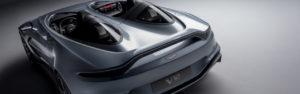 Nouveauté – Aston Martin V12 Speedster
