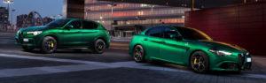 Nouveauté – Alfa Romeo Giulia et Stelvio Quadrifoglio