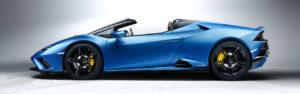 Nouveauté – Lamborghini Huracán EVO RWD Spyder