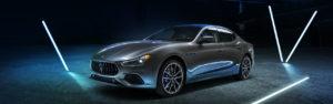 Nouveauté – Maserati Ghibli Hybrid