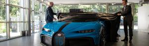 Présentation exclusive – Bugatti Chiron Pur Sport