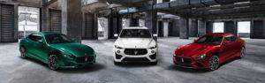 Nouveauté – Maserati Ghibli Trofeo et Quattroporte Trofeo