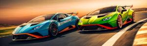 Nouveauté – Lamborghini Huracán STO
