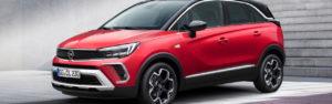 Nouveauté – Opel Crossland