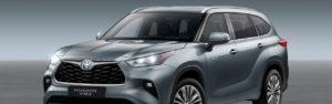 Nouveauté – Toyota Highlander Hybrid
