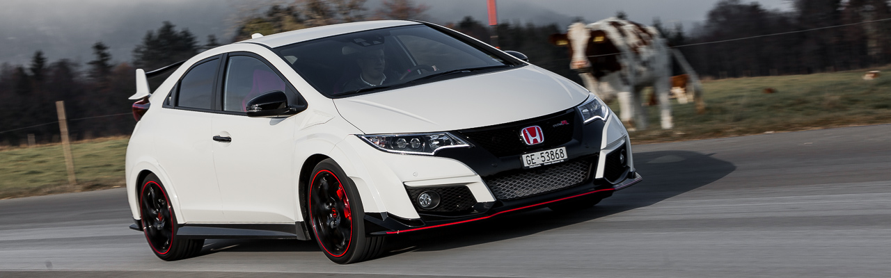 essai honda civic type r une voiture de course sur route pour tous wheels and. Black Bedroom Furniture Sets. Home Design Ideas
