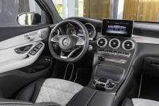 Mercedes-Benz GLC Coupé, C253, 2016.