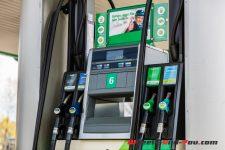 BP Tankstelle Wollishofen