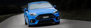 Essai – Ford Focus RS : Le retour d'une bête de course!