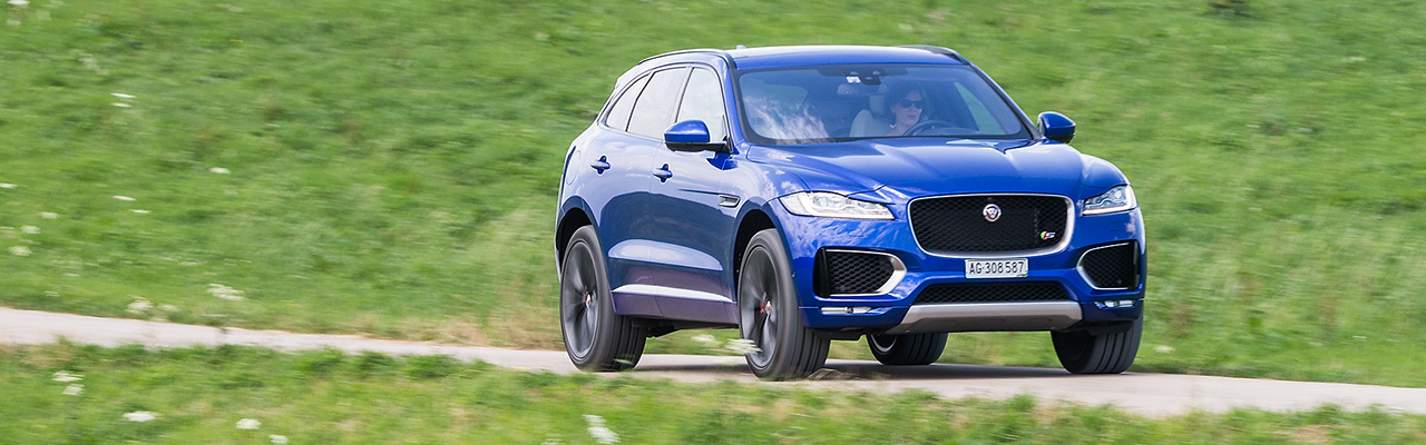 essai jaguar f pace s awd le suv qui d passe les berlines wheels and. Black Bedroom Furniture Sets. Home Design Ideas