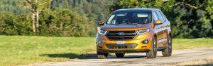 Essai – Ford Edge : Un SUV aux gènes américains devenu européen…