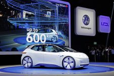 Mondial de l¥Automobile 2016 in Paris, Volkswagen Pressekonferenz am 29. September 2016