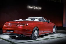 nouveaut mercedes maybach s 650 cabriolet wheels and. Black Bedroom Furniture Sets. Home Design Ideas