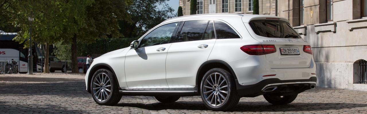 Essai – Mercedes-Benz GLC 250 d 4MATIC : Un sérieux renouveau