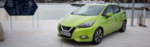 Premier contact – Nissan Micra : Citadine à la conquête de l'Europe