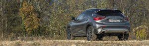 Essai – Infiniti QX30 2.2d AWD : Le coupé 4×4 qui tranche