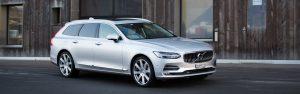 Essai – Volvo V90 : Break de concours d'élégance