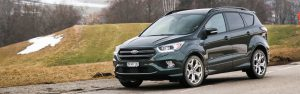Essai – Ford Kuga 2.0 TDCI : Une force tranquille
