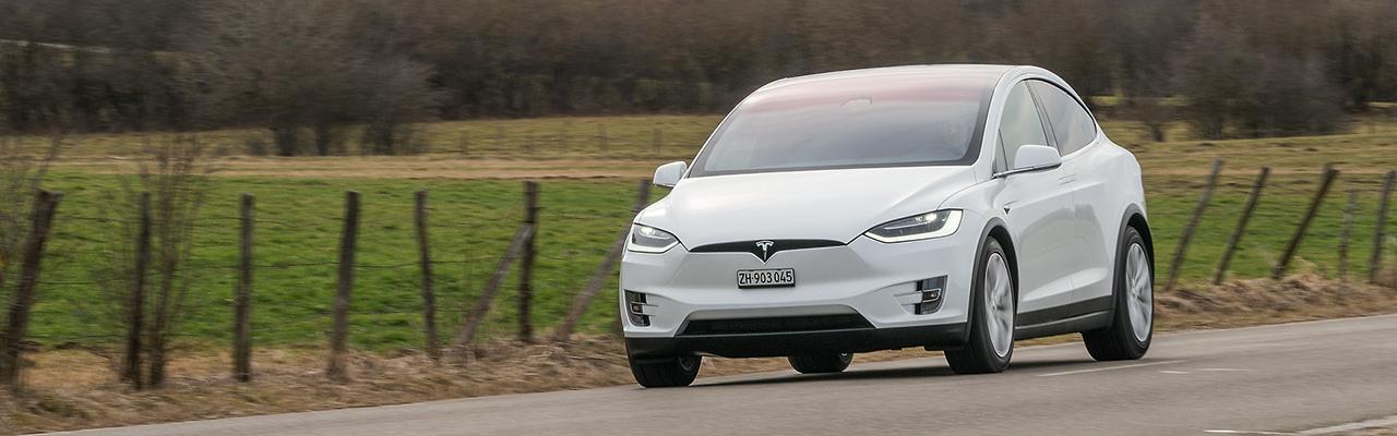 Essai – Tesla Model X 90D : J'ai roulé en navette spatiale !