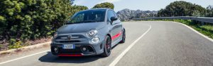 Premier contact – Abarth 595 Pista et 695 XSR Yamaha LTD Edition : Beaucoup de sport, peu de voiture…