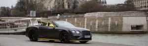 Essai – Bentley Continental GT Speed Convertible Black Edition : Et elle n'est même pas noire !