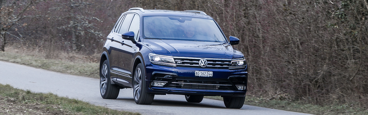 essai volkswagen tiguan highline 2 0 tdi r line il. Black Bedroom Furniture Sets. Home Design Ideas