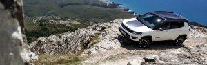 Premier contact – Jeep Compass : Le SUV qui passe où les autres s'arrêtent
