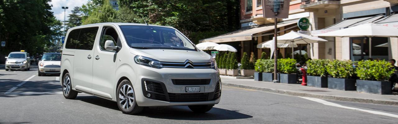 Essai – Citroën Space Tourer : En cas de triplés