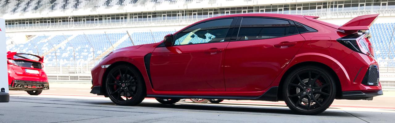 Premier contact – Honda Civic Type R (FK8) : Lutte pour la meilleure traction