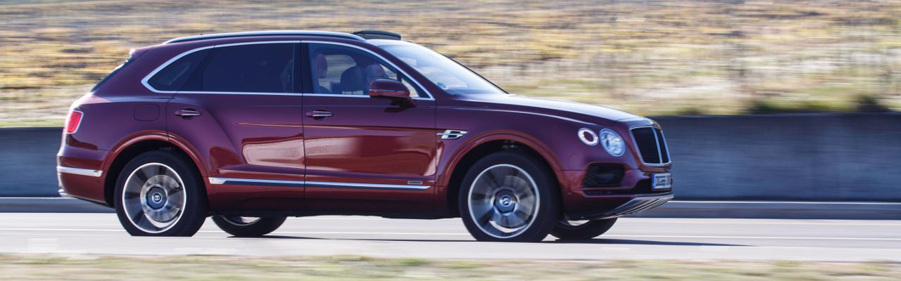 Essai – Bentley Bentayga Diesel : un paquebot au fioul