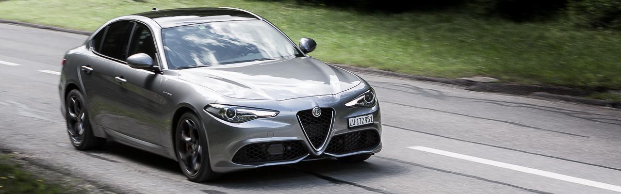 Essai – Alfa Romeo Giulia Veloce 2.0 Q4 : La Bella Macchina !