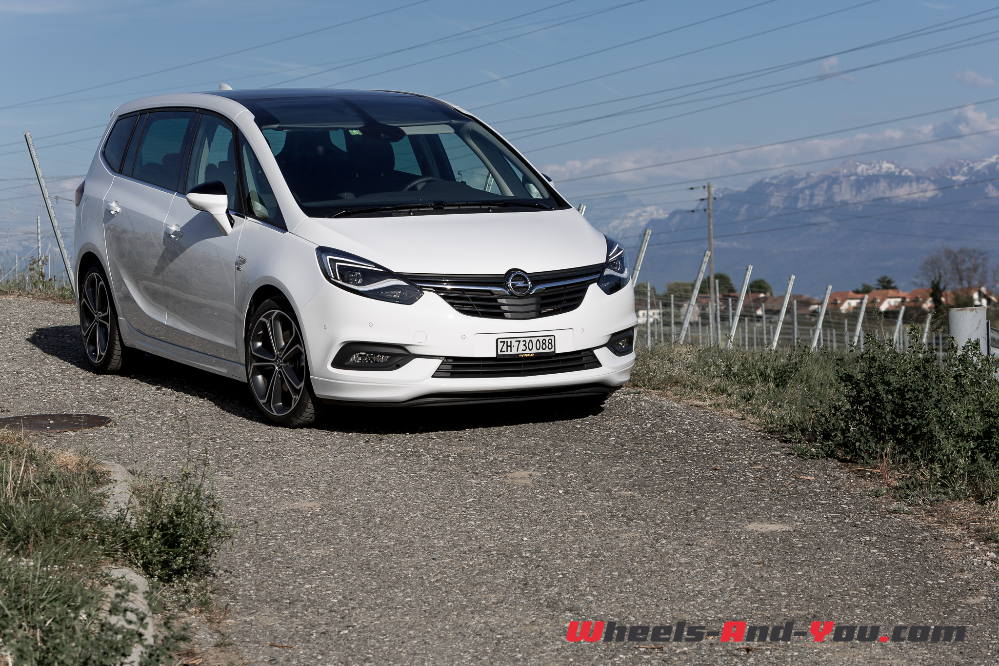 Essai Opel Zafira 1 6 Ecotec Un Nouveau Z Pour Le Blitz Wheels