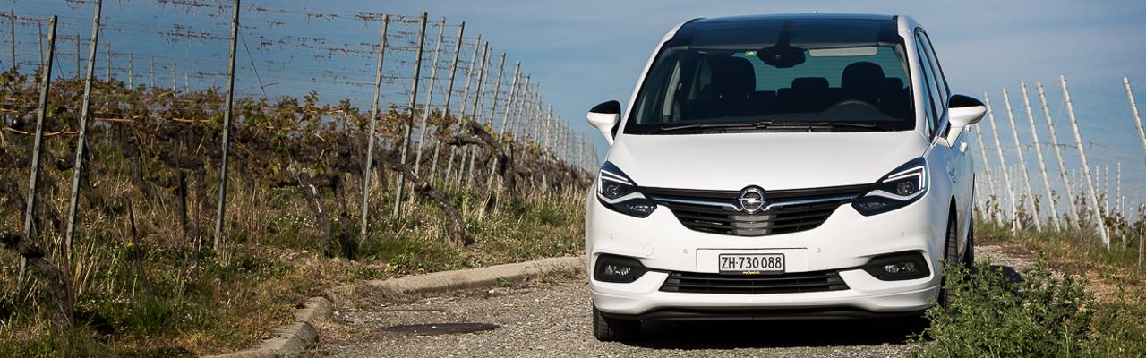 Essai – Opel Zafira 1.6 ECOTEC : Un nouveau Z pour le BlitZ
