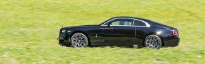 Essai – Rolls-Royce Wraith Black Badge : Si même la Reine se dévergonde…