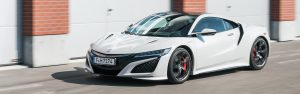 Essai – Honda NSX : La supercar GT en avance sur son temps…