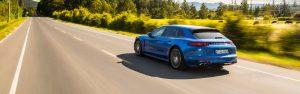 Premier contact – Porsche Panamera Sport Turismo : Une cinq places sportive et électrifiée