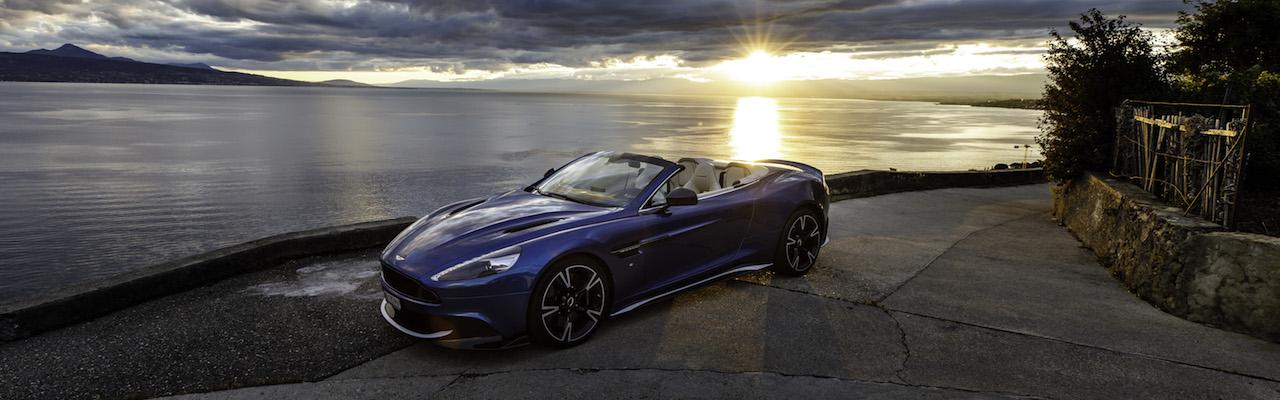 Essai – Aston Martin Vanquish S Volante : La GT façon Spitfire