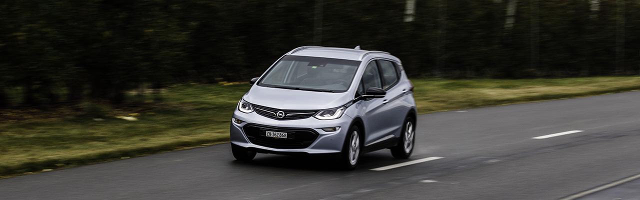 Essai – Opel Ampera-e : Le tout électrique allemand