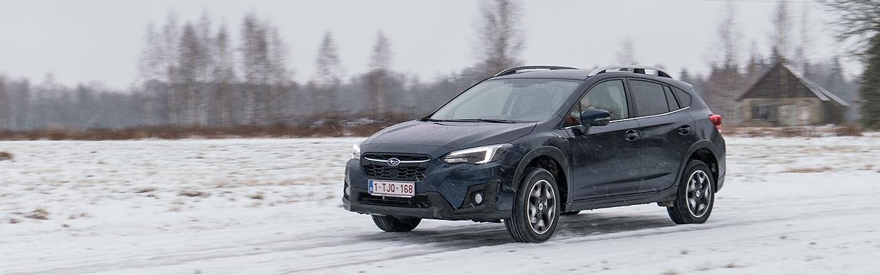 Premier contact – Subaru XV AWD : Le nouveau crossover qui cache bien son jeu !