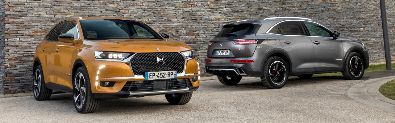 "Premier contact – DS 7 Crossback : Le SUV premium ""Made in France"""