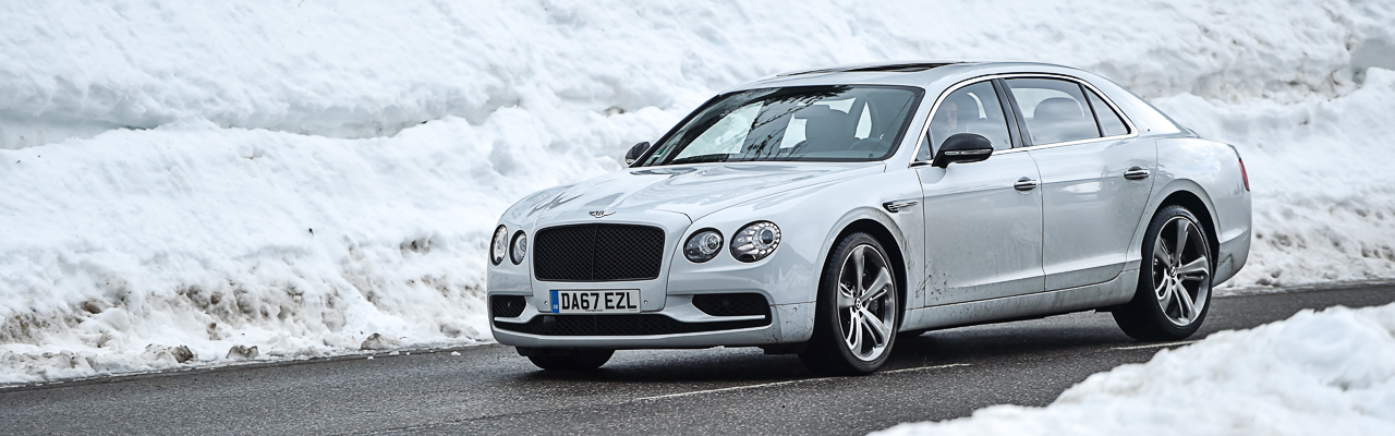 Essai – Bentley Flying Spur W12 S : Le raffinement musclé