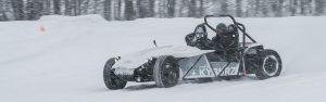 Loisirs – Kyburz eRod on Ice : Glisse en véhicule de loisirs écologique et performant !