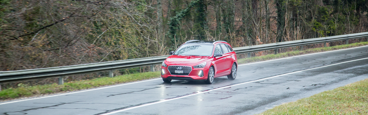 Essai – Hyundai i30 Wagon 1.4 T-GDi : Le break sans prétention
