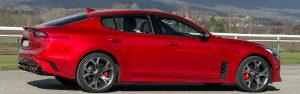 Essai – Kia Stinger GT : L'extra-terrestre de la gamme