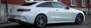 Essai – Mercedes-Benz E400 Coupé 4Matic : La rigueur élégante