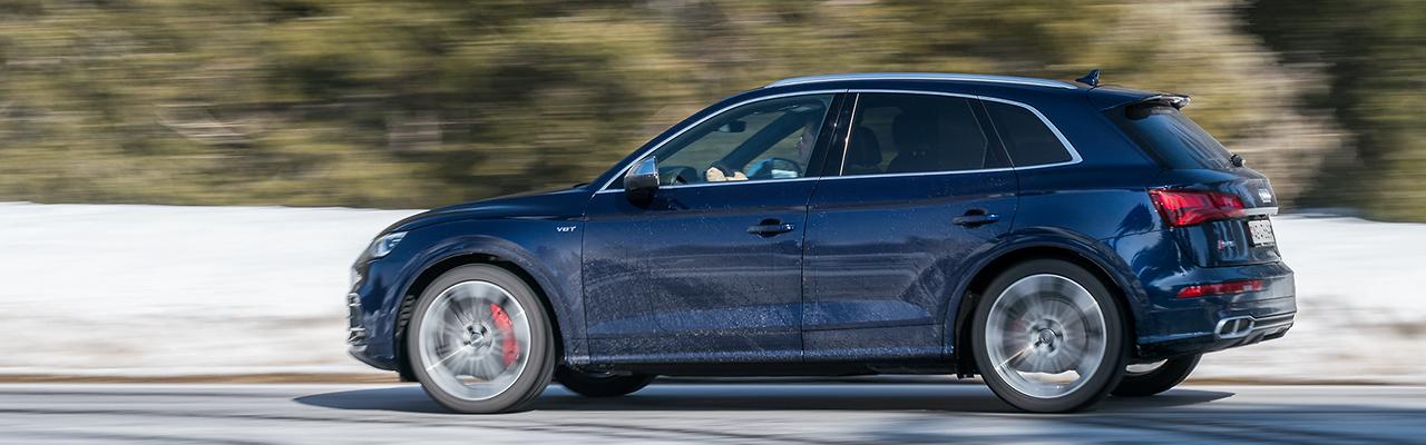 Essai – Audi SQ5 3.0 TFSI : Légers changements pour garder les clients fidèles